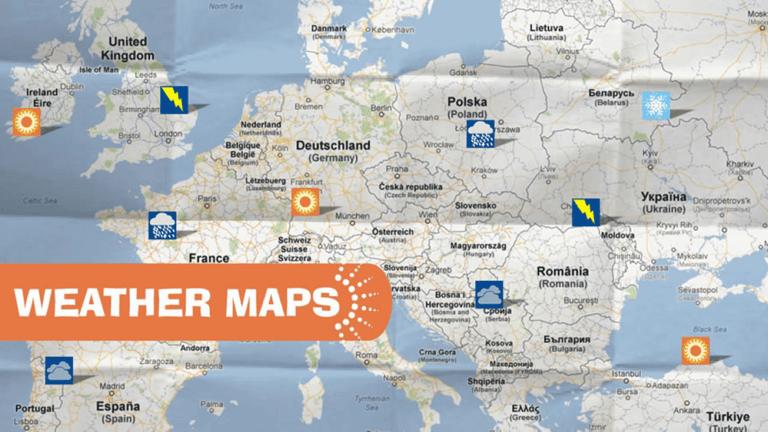 Weather Maps: rassegna stampa ottobre 2014
