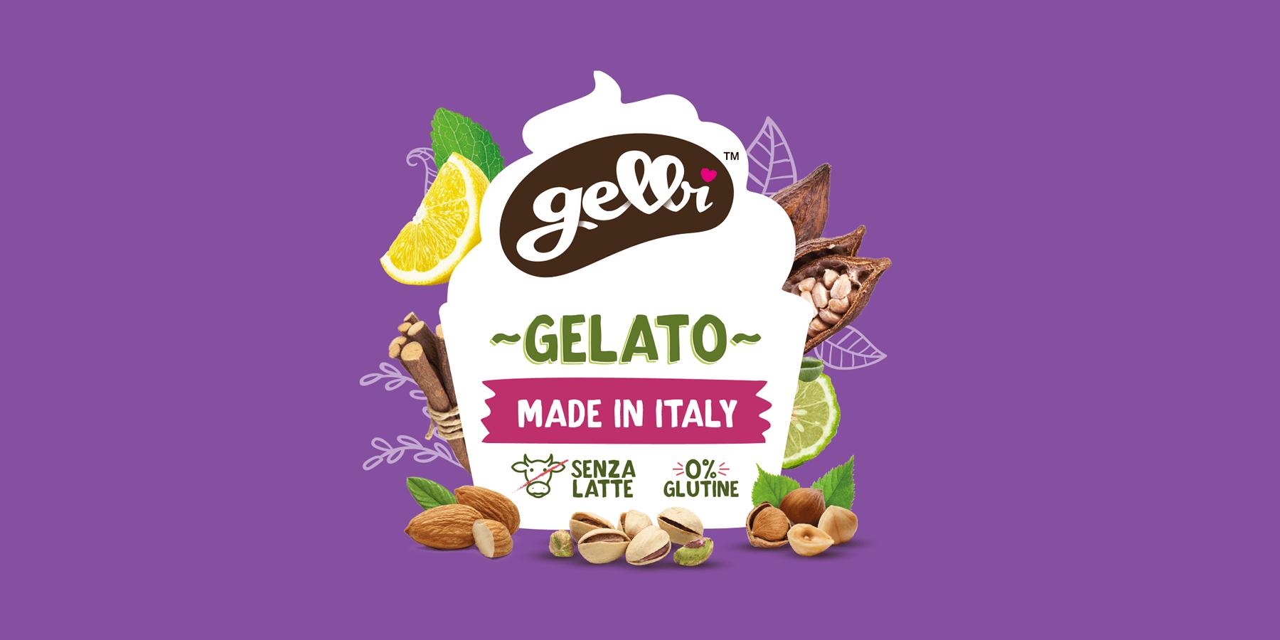 Studio La Regina - linea gelati Gelbi