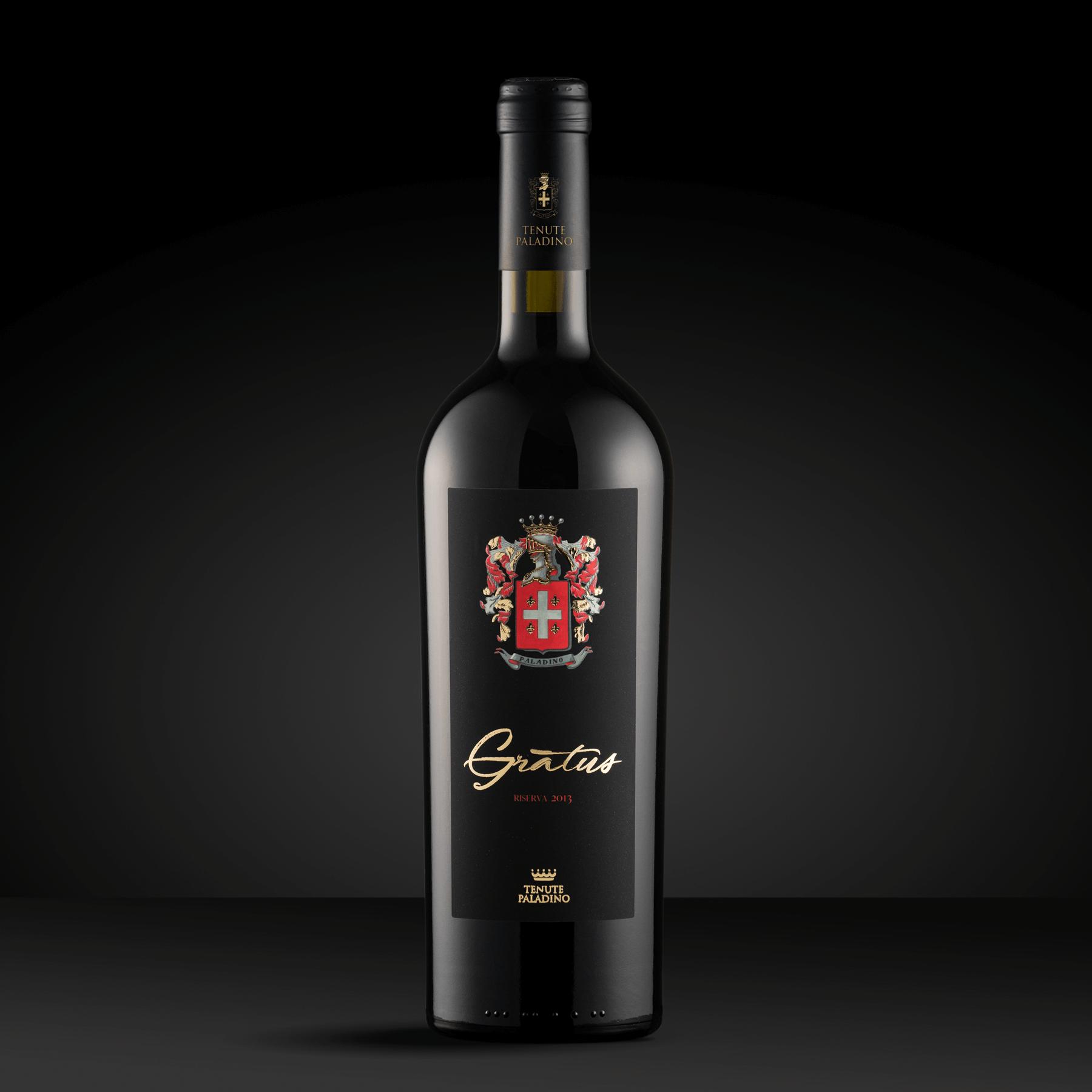 Studio La Regina - Gratus bottiglia