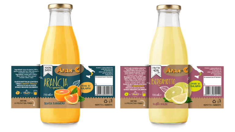 Studio La Regina - succhi di frutta AranC