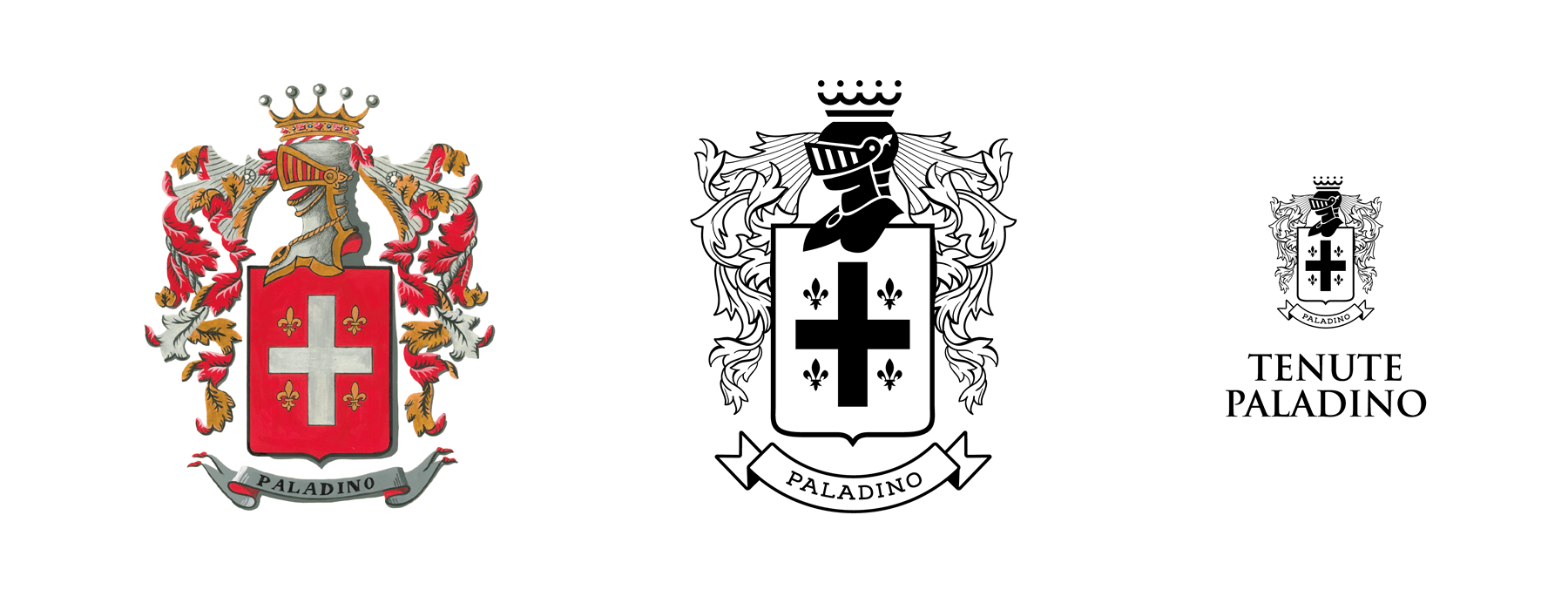 Studio La Regina - stemma Tenute Paladino