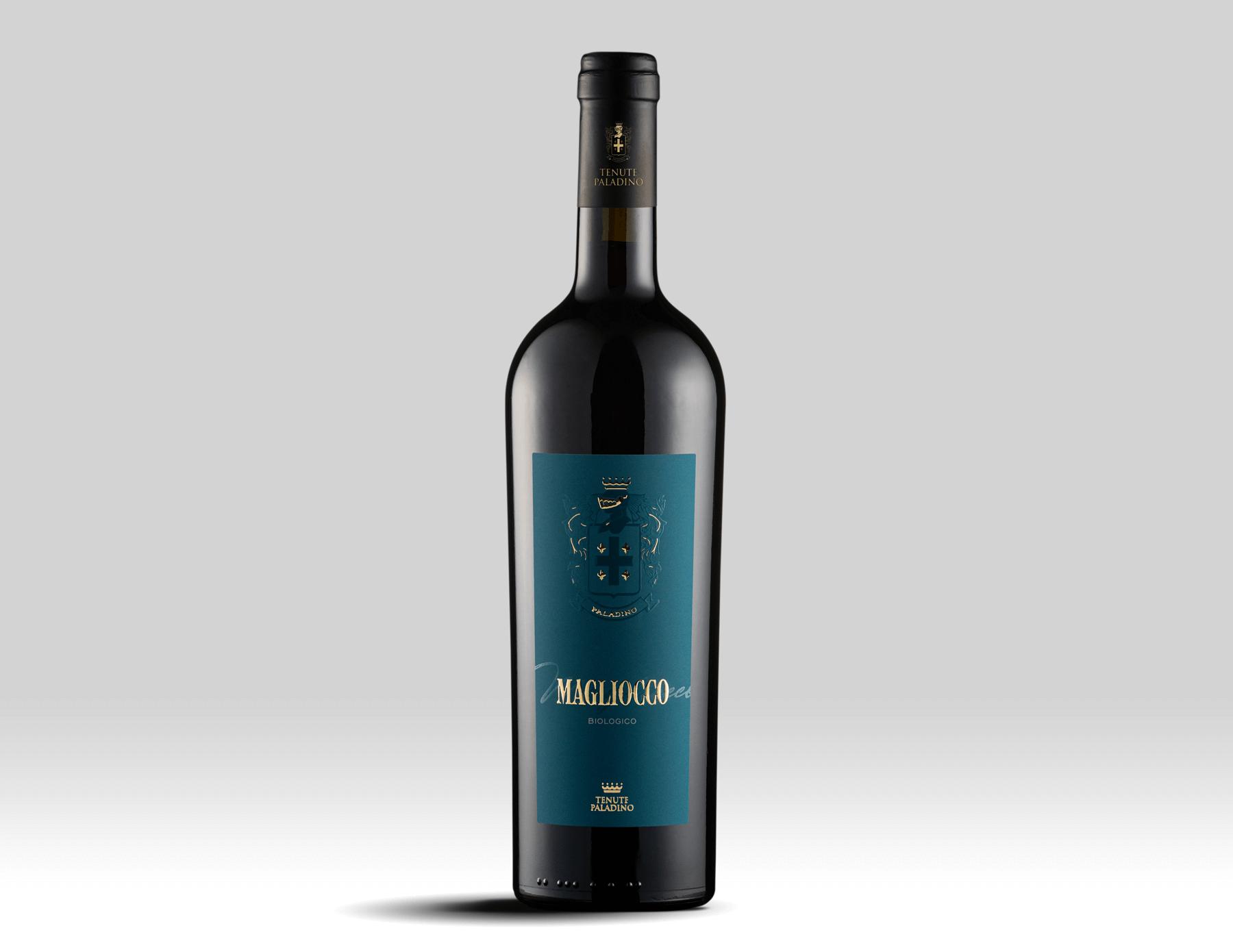 Studio La Regina - vini bio Tenute Paladino magliocco