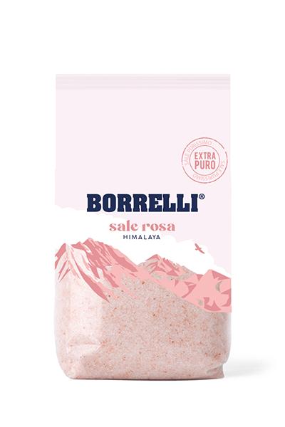 Studio La Regina - sale rosa dell'Himalaya Borrelli