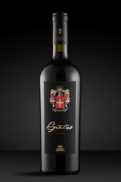 Studio La Regina - vino Gratus di Tenute Paladino