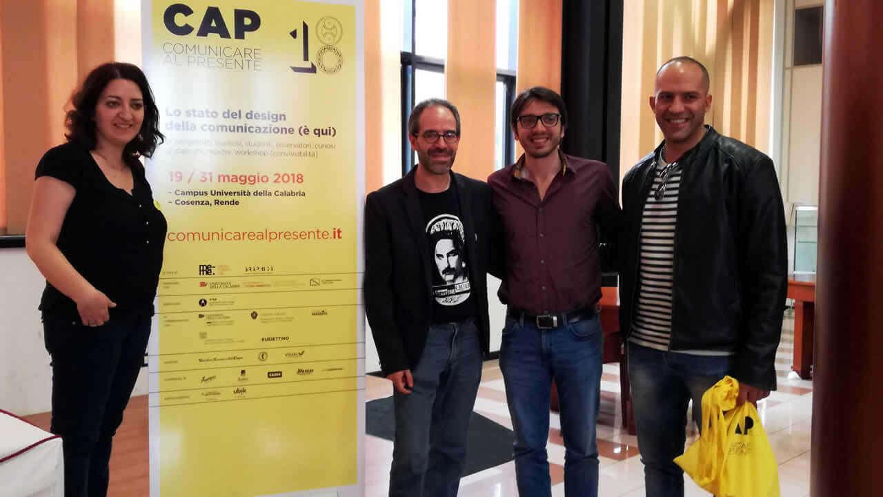 Studio La Regina - CAP18 con Mario Sposato e Amedeo Scalzo