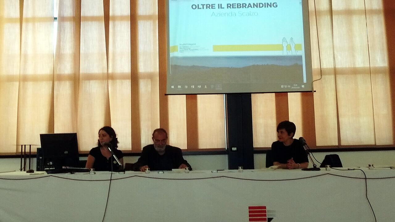 Studio La Regina - CAP18 presentazione rebranding Azienda Scalzo