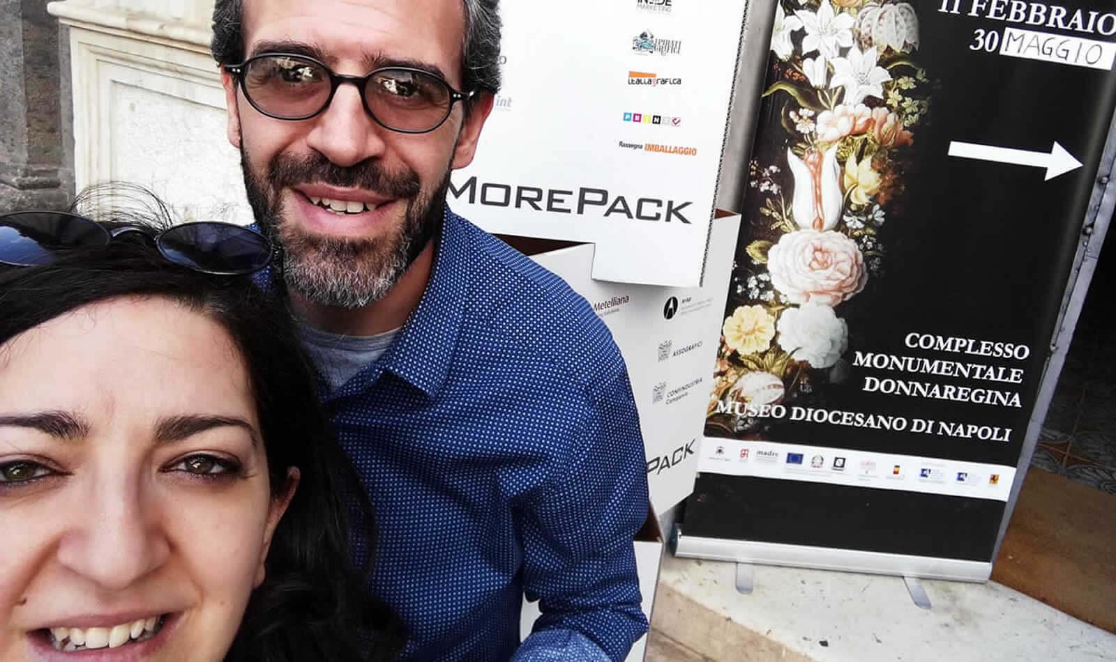Studio La Regina - presenti al OneMorePack 2018