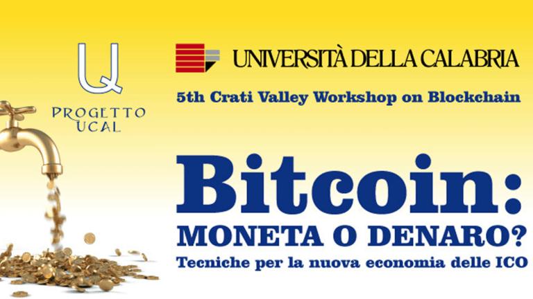 Bitcoin: moneta o denaro? Tecniche per la nuova economia delle ICO