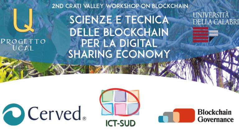 Scienze e Tecnica delle Blockchain per la Digital Sharing Economy