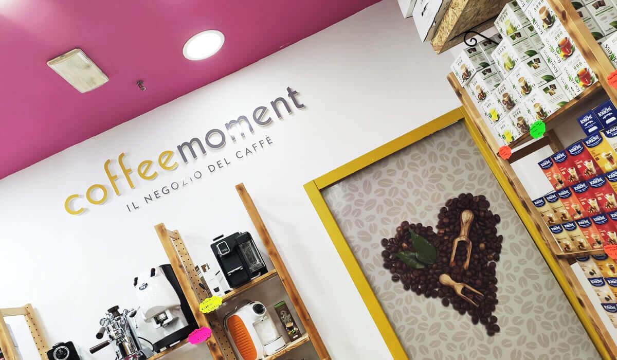Studio La Regina - locale Coffee Moment al Metropolis